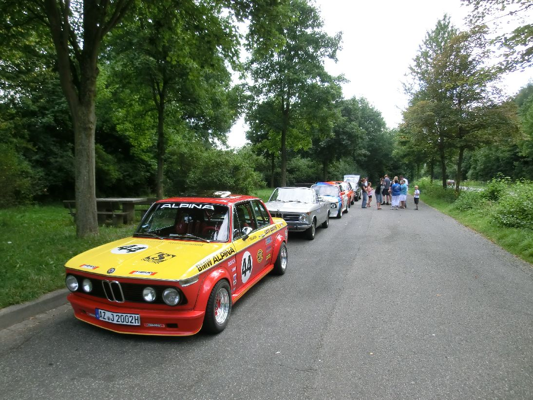 02 Club Rhien Main BMW 3er Treffen Windeck 2012